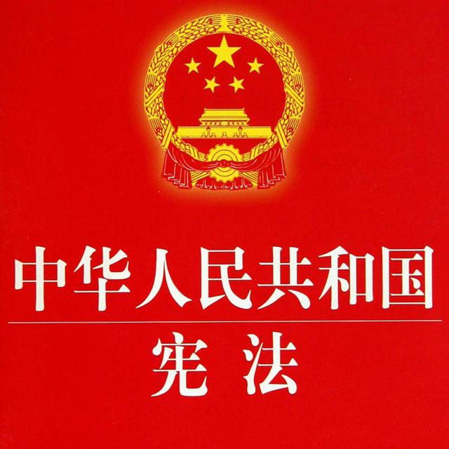 宪法书扁平素材