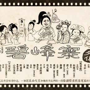 【小鼠工作室】爆笑系列广播剧《碧峰寨外传》-喜马拉雅fm