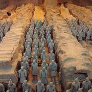 西安-秦始皇陵及兵马俑坑