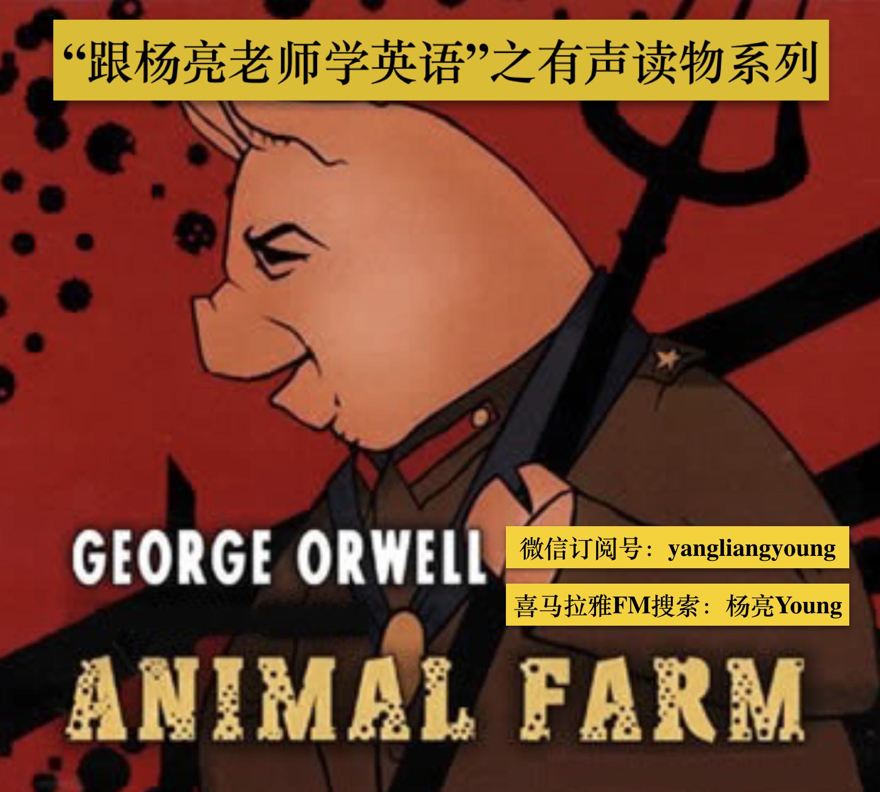 《动物农场》】在线收听