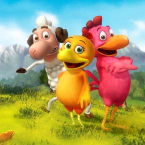 幼儿园小故事:小动物避暑