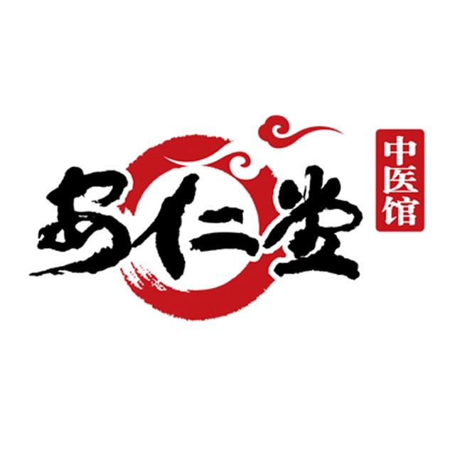 中医背景广告条素材
