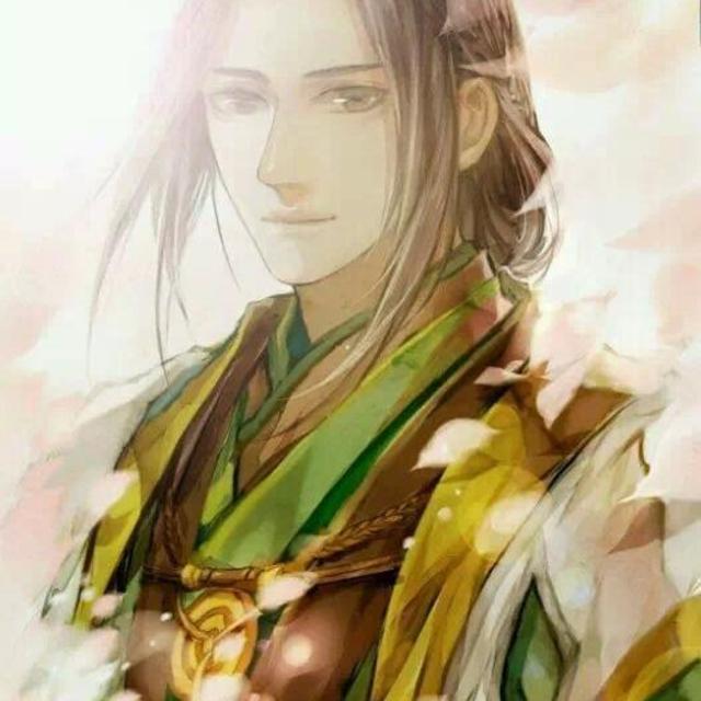 剑三琴爹手绘图
