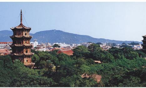 山西省闻喜县东镇西街塔是什么塔