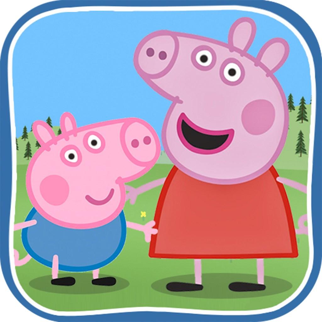 微信客服头像小猪