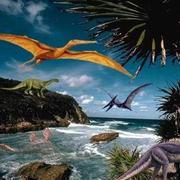 走进恐龙世界