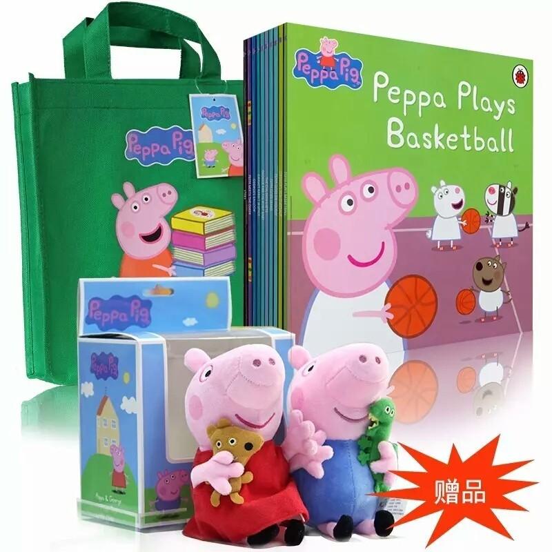 《Peppa Pig》讲的是一家四口的快乐生活,故事很有趣、很贴近生活,每个人物形象都很鲜明、很可爱。跟暖暖一起看了一段时间后,我们全家都超爱这部动画。特别是猪爸爸的形象,相信一定是很多家爸爸的翻版。自大、迷糊、容易焦躁但却又特别可爱。动画片里,他们一家人的故事,他们的喜怒哀乐,都是那么的真实,贴近我的生活,就好像发生在我们的身边。 推荐它,更重要的是,从这部动画片里,我却看到了许多家庭教育的真相和榜样。每个故事很短,却在不知不觉中渗透了分享、热爱自然、鼓励尝试、勇敢、卫生习惯、用于承担责任等道理,润物细
