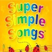 带歌词文本 Simple Songs super songs 地道美音 3张CD音频