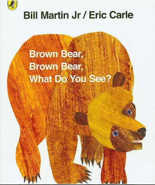 brown bear 曲谱