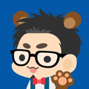 大熊讲英文故事(双语故事 纯正美音 原版绘本)