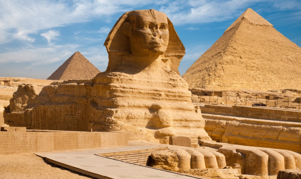 金字塔是古埃及法老及国王的陵墓