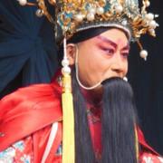 豫剧红脸王 索文化