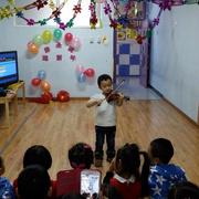 曈曈小提琴新世界旋律
