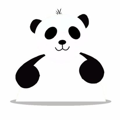 熊猫喝酒表情包分享展示
