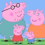 跟着Peppa学法语-小猪佩琦Peppa Pig en Français