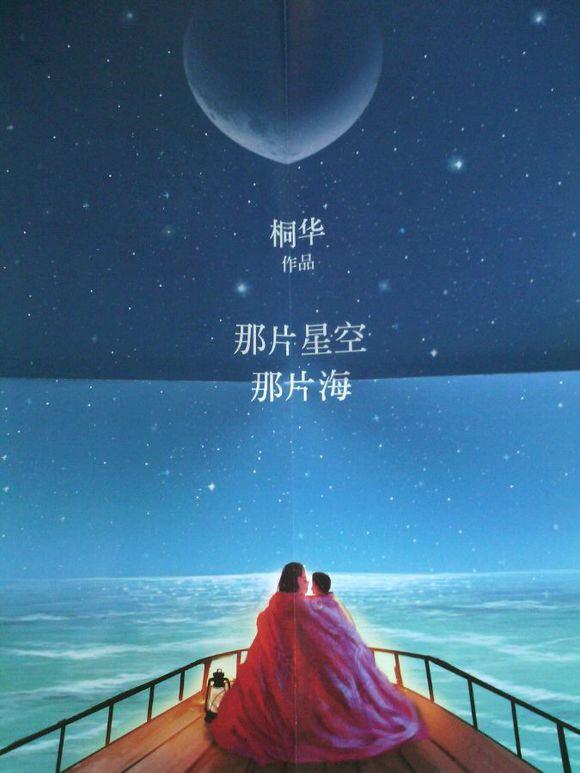 那片星空,那片海 作者:桐华