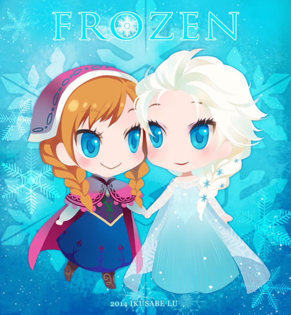 冰雪奇缘安娜与艾莎魔法姐妹情系列小说