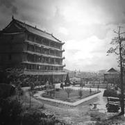 联三百——彭玉麟题镇海楼