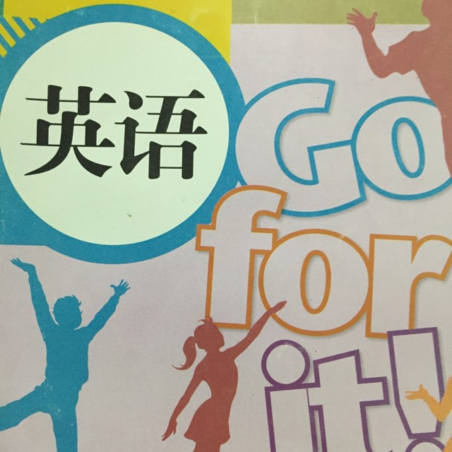 初中英语go for it