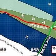 起点浦东金桥 终点崇明陈家镇