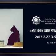 2017.2.27-3.5 12星座每周塔罗运势by塔罗师Tracy