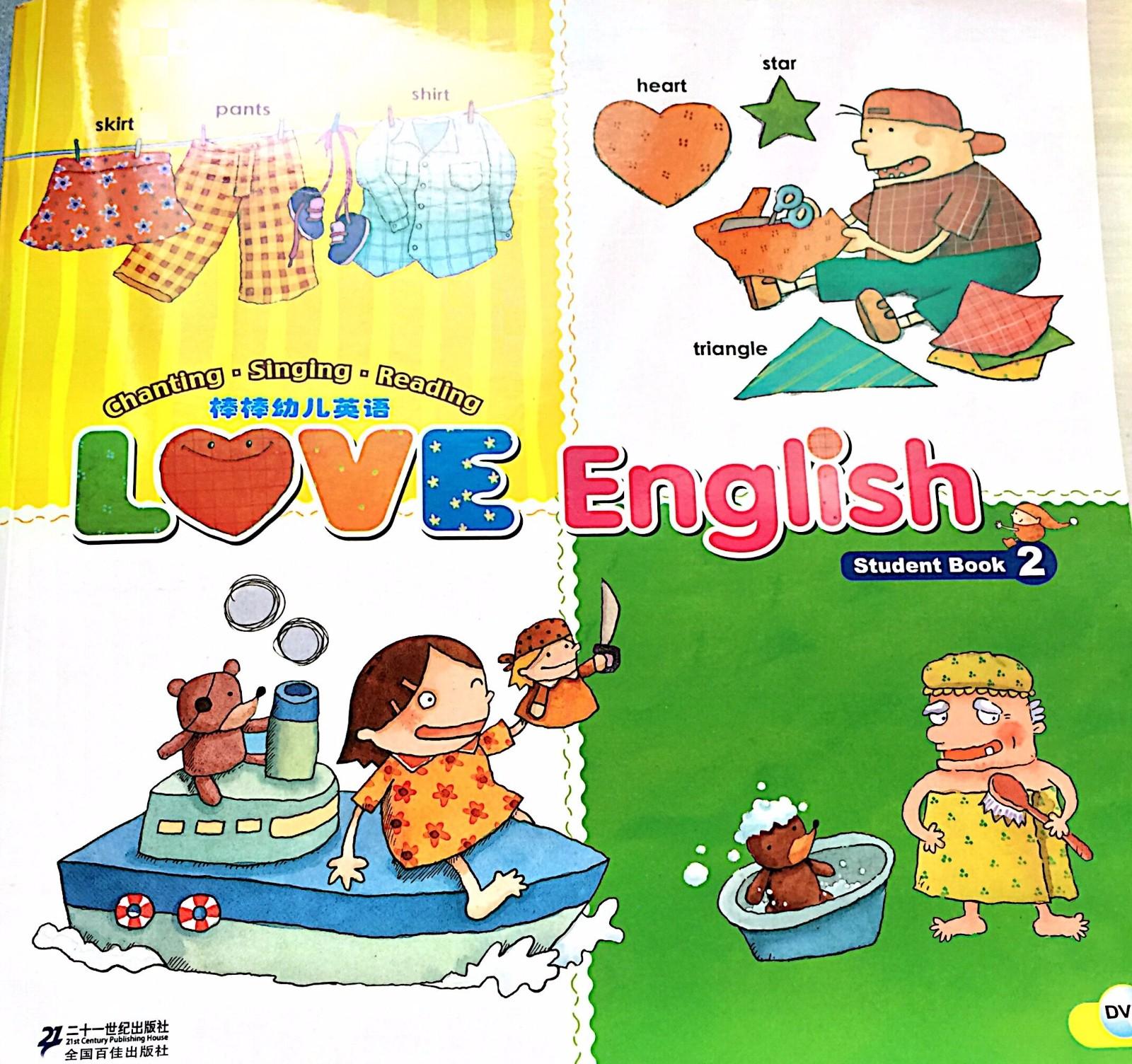 love english 2