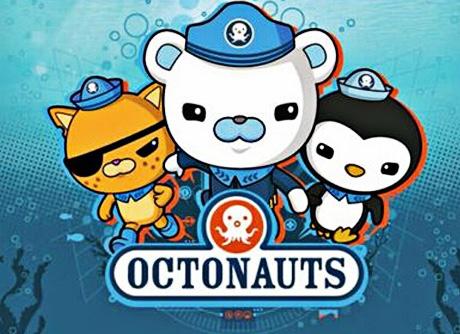 海底小纵队英语原版octonauts