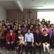 2017-04-23 14:20常州佳音教会主日敬拜