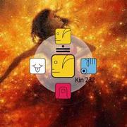 KIN 232 有意识的放下,释放智慧的光芒。
