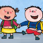 幼儿认知启蒙儿歌 | 配歌词儿童歌曲【雨滴儿歌】(好听好学)