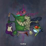 【莹主打】129 电音小怪物的最新EP,白听不腻!Feed Me《Existential Crisis》