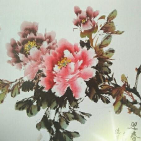 如何学会画一副中国画