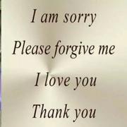 爱的咒语(对不起,请原谅,谢谢你,我爱你)
