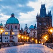 爱上布拉格之-城市掠影
