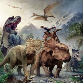 恐龙大陆探险记