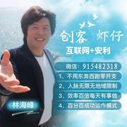 林海峰-身体的工作途径QQ微信915482318
