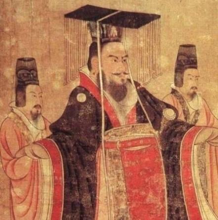 汉武帝的三张面孔
