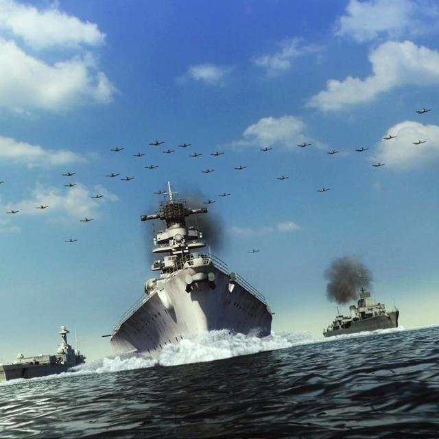 【太平洋大海战】在线收听