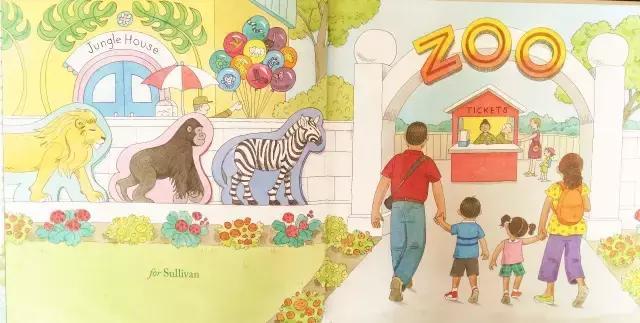 动物园的一天zoo day
