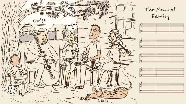 """""""music family""""的图片搜索结果"""