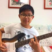 西游记-摇滚版(顾兴腾电吉他演奏)-喜马拉雅fm