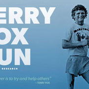 加拿大最著名的公益活动Terry Fox Run-喜马拉雅fm