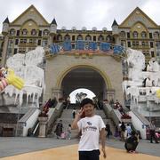 猴子竞选国王-喜马拉雅fm