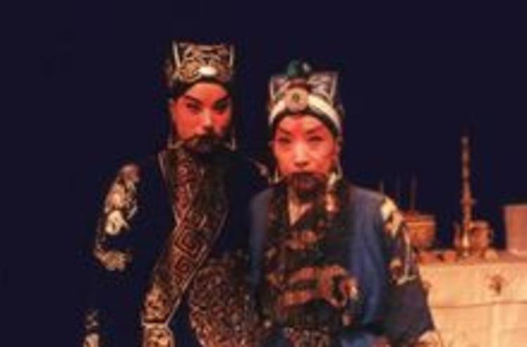 申凤梅和申小梅
