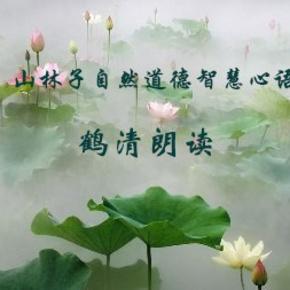 鹤清 山林子自然道德智慧心语-喜马拉雅fm