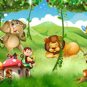角色扮演动物王国开大会-喜马拉雅fm