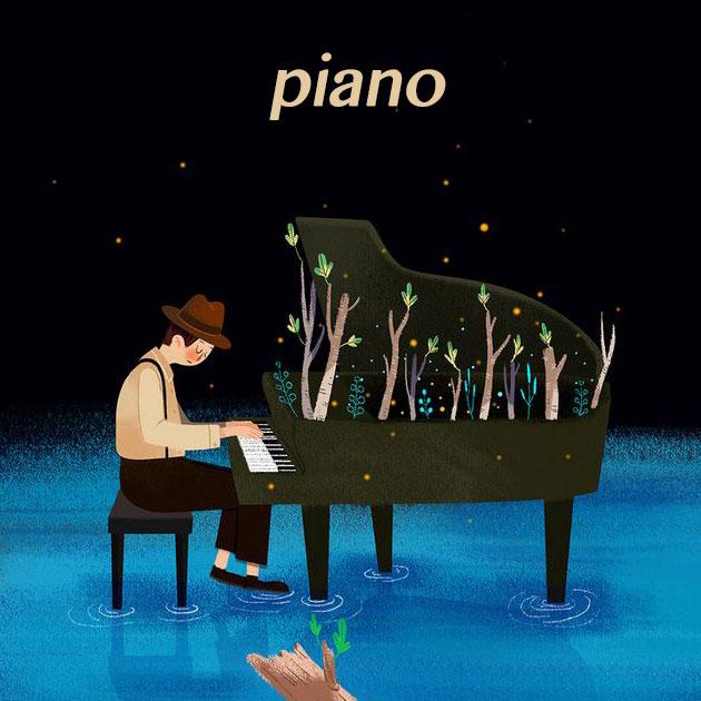 安静系 |唯美钢琴曲