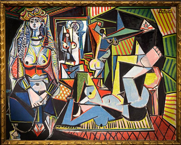 09毕加索《阿尔及尔的女人》1955年,1.8亿美金.png