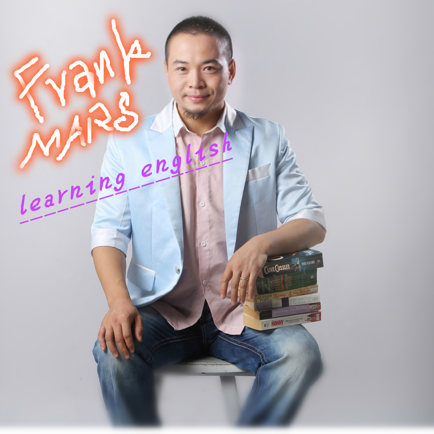 Frank Mars Learning English*Frank低音英语