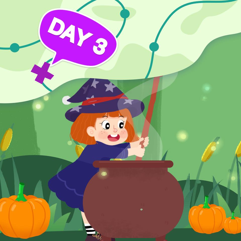 【跟著喜貓去冒險】Day3:魔法王國